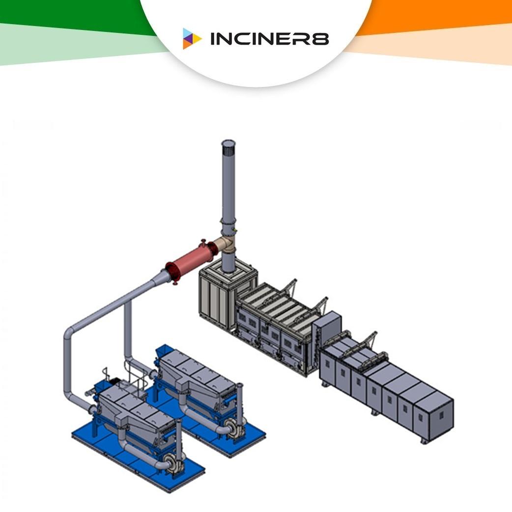 Inciner8 - A medida